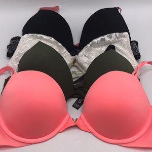 Bundle Of Four Bras ( All Four Included )